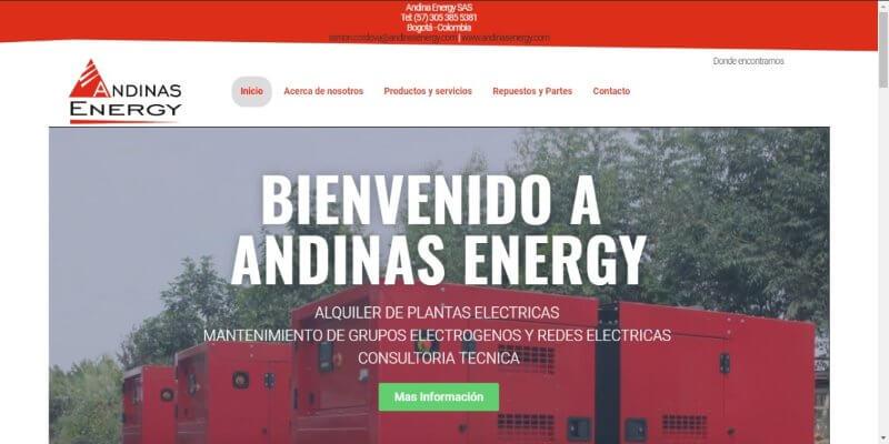Andinas energy es una empresa de estafadores venezolanos